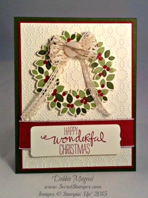 Wondrous Wreath for PP275