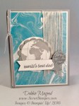 By Debbie Mageed, Going Global, Father's Day, Stampin Up, Masculine
