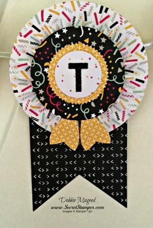 It's My Party, Little Letters Thinlits 2