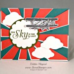 Sky is the Limit for This Masculine Card