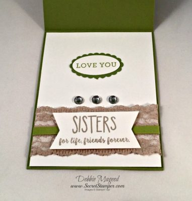 Bloomin' Love, Easel Card, Stampin' Up