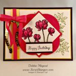 By Debbie Mageed, Bloomwith Hope, Stampin Up