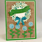 By Debbie Mageed, Banners for You, Circle of Spring, Flower Patch, Stampin Up