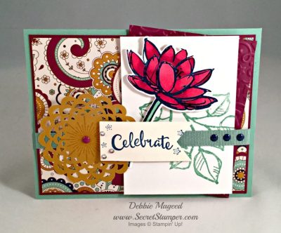 Stampin' Up! It's a Celebration for Remarkable You