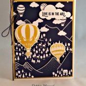 Lift Me Up Stamp Set and Up & Away Thinlits in the New Stampin' Up! Catalog