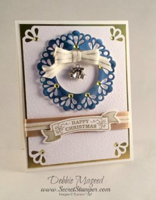 Stampin' Up! Seasonal Bells are Ringing for the Paper Players