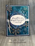 By Debbie Mageed, Flurry of Wishes, Beautiful Beach, Perpetual Birthday Calendar, Stampin Up