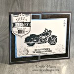 Stampin' Up! Hopes Wherever You Go is One Wild Ride