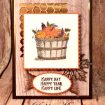 A Basket of Wishes for the Harvest Hoe-Down Challenge