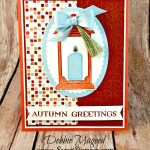 Seasonal Lantern Sneak Peek from the Holiday Catalog!