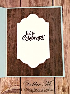 By Debbie Mageed, Stylized Birthday, Oh So Eclectic, Confetti Celebration, Birthday, Stampin Up