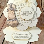 A Garden in Bloom for a Special Friend and Crafters Cafe