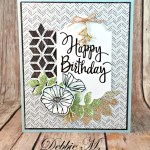 Stylized Birthday Is Oh So Eclectic with Stampin' Up!