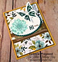 You Move Me to Choose Happiness with Stampin' Up!