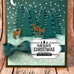 By Debbie Mageed, Labels to Love, Christmas, Holiday, Masculine, Stampin Up