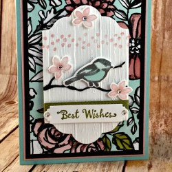 By Debbie Mageed, Petal Palette, Super Duper, Birthday, Stampin Up