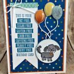 Bella & Friends Have Birthday Wit for Cardz 4 Galz