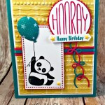 Party Pandas Are So Ready for a Confetti Celebration at Inspire Create Challenges
