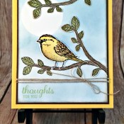Springtime Brings the Best Birds & Blooms for the Sisterhood of Crafters