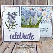 Tranquil Tulips Love the Southern Serenade for the Pals Blog Hop