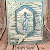 It's High Tide from Land to Sea for Hand Stamped Sentiments
