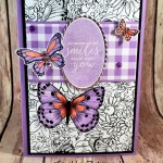Butterfly Gala Sneak Peek for the Cardz 4 Galz Challenge
