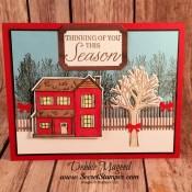Fun and Easy Farmhouse Christmas Card
