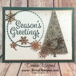 Snowflake Sentiments Says Seasons Greetings for the Alphabet Challenge