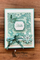 All Occasion Card Using Ornate Frames for Sisterhood of Crafters