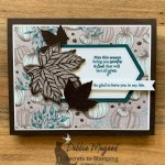 Easy Gather Together Thanksgiving Card for Hand Stamped Sentiments