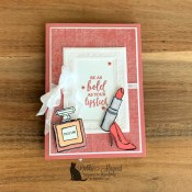 Sneak Peek of Dressed to Impress Stamp Set for Make My Monday