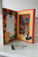 Pop Up Diorama Birthday Card For Fun Fold Friday