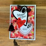 Bee My Valentine with Meant To Be Stamp Set for Make My Monday
