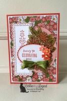 Ornate Garden Birthday Card for Make My Monday