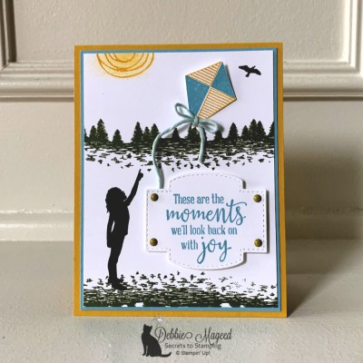 Longing for Peaceful Moments with a Kid's Card for Cardz 4 Galz