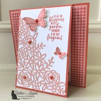 Friendship Card Featuring Springtime Impressions by Stampin