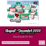 July/August Stampin' Up!Dates