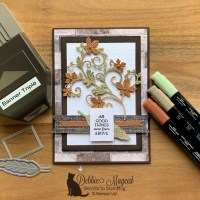 Autumn Goodness Gratitude Card for Thanksgiving