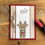 Menagerie Mix-Up Makes the Cutest Christmas Cards for Cardz 4 Galz!