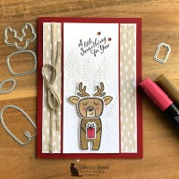 Cute Critters Made from Menagerie Mix-Up by Stampin