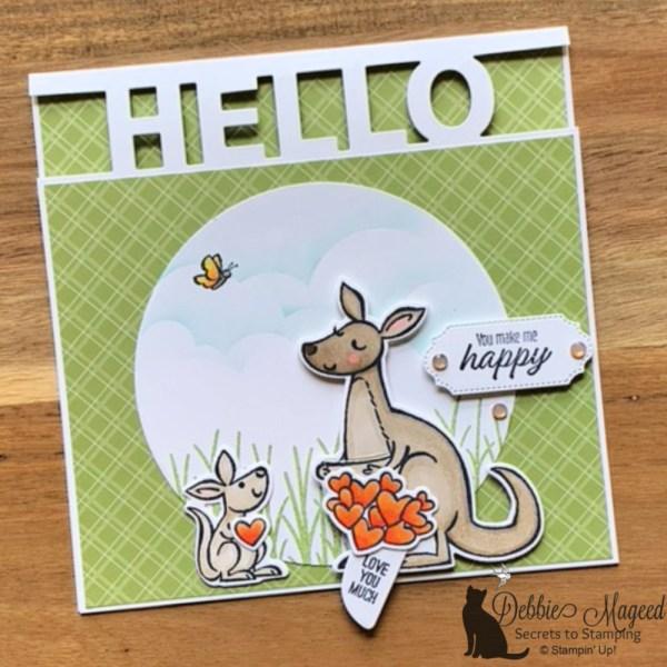 Kangaroo & Company Bundle by Stampin' Up!