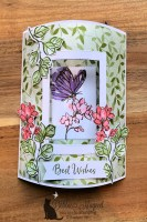 A Touch of Ink 3-D Frame Display Card for the Pals Blog Hop