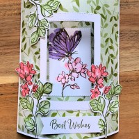 A Touch of Ink Stamp Set by Stampin