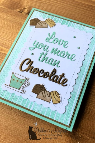 Nothing's Better Than Card by Secrets To Stamping