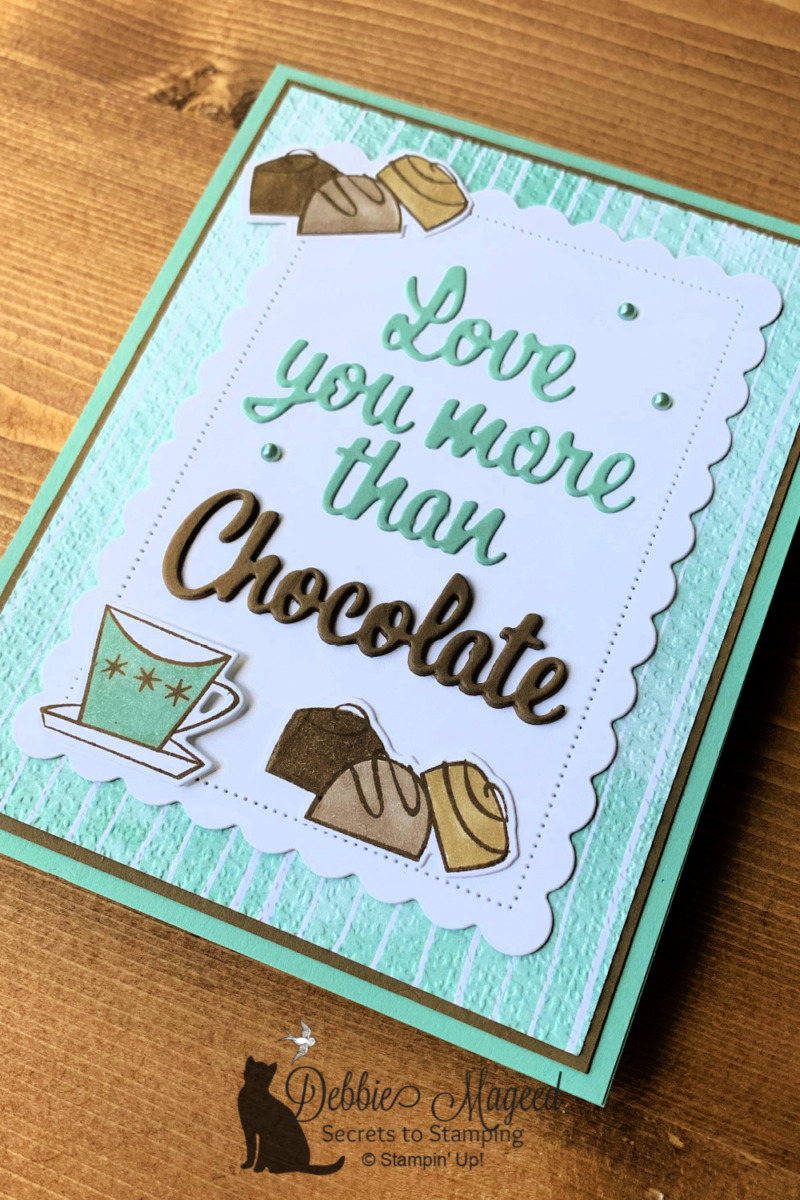 Nothing\'s Better Than Chocolate and the Alphabet Challenge
