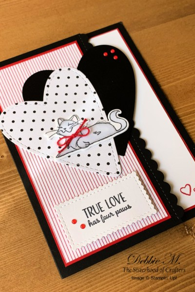 Pampered Pets Card by Secrets To Stamping