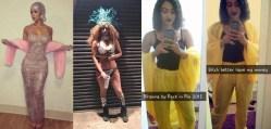 Rihanna Inspired costumes