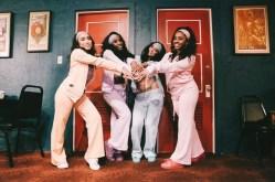 Kehlani & Friends as The Cheetah Girls
