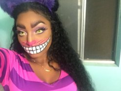 @kaevxnity as The Cheshire Cat