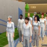 Desafio do Hospício Insano no The Sims